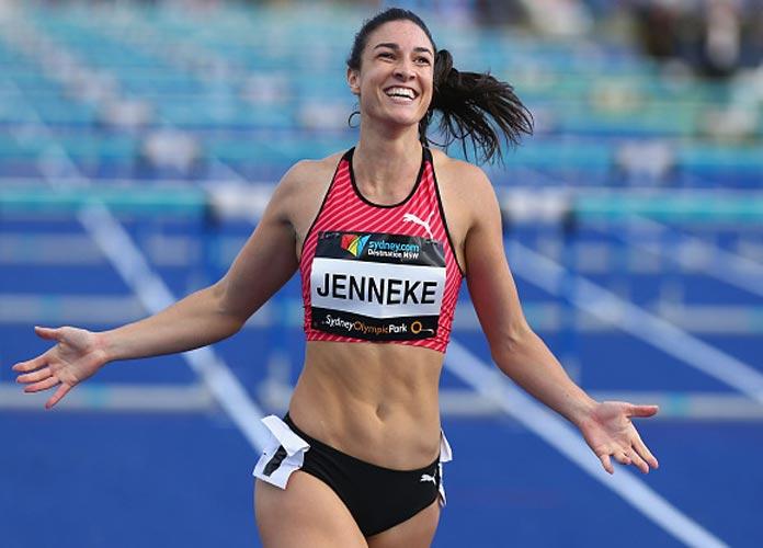 Australian Track And Field Olympian Michelle Jenneke Posts 'Revealing' Instagram Photo
