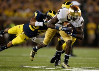Michigan, Notre Dame Set To Revive Football Rivalry In 2018
