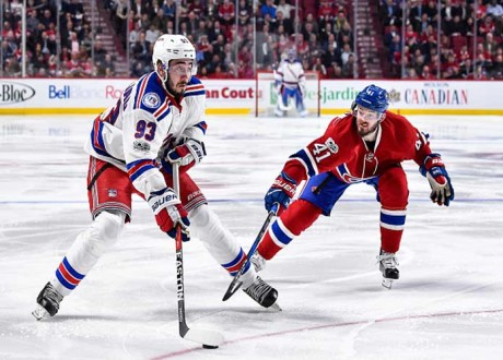 NHL Playoff Highlights: Mika Zibanejad Scores In OT To Lift Rangers To 3-2 Series Lead Vs Canadiens