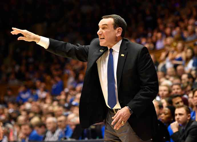 Duke Basketball Coach Mike Krzyzewski Announces Retirement