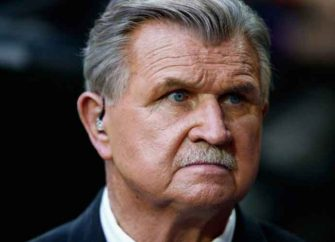 Mike Ditka Tells Kneeling Athletes To 'Get The Hell Out Of The Country'