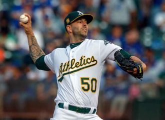 Athletics' Pitcher Mike Fiers Admits Receiving Death Threats After Exposing Astros' Sign Stealing