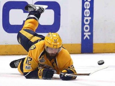 Predators Captain Mike Fisher Announces Retirement In Letter To Fans