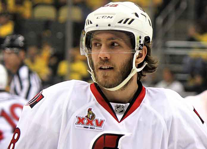 Senators Trade Mike Hoffman To Sharks, Then Panthers Amid Cyber-bullying Probe Into Player's Fiancee