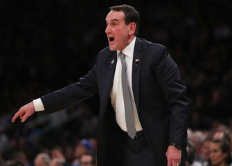 Duke Coach Krzyzewski Bans Own Players From Locker Room And From Wearing Blue Devils Apparel