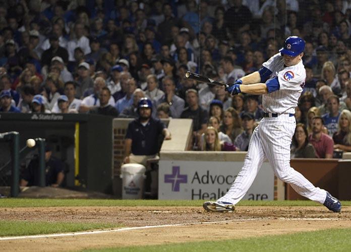 Cubs Acquire Catcher Martin Maldonado from Royals, Bolster Team For Playoffs