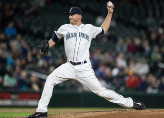 Cubs Acquire LHP Mike Montgomery From Mariners For 1B Dan Vogelbach In 4-Player Deal