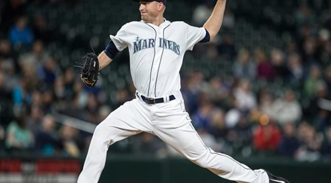 LHP Mike Montgomery Acquired by Cubs from Mariners