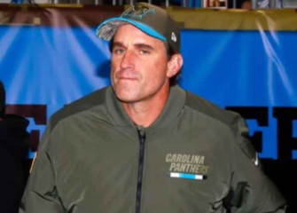 Ex-Panthers Assistant Mike Shula Hired As Giants Offensive Coordinator, But Coach Pat Shurmur Will Call Plays