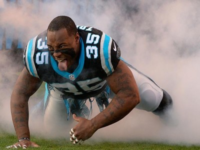 Panthers' Mike Tolbert Pays Car Shop $3,900 Entirely In Coins After Being Upset With Service