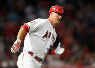 Mike Trout Put On Paternity Leave