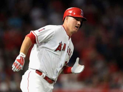 Mike Trout To Be MLB's Highest-Paid Player Of 2018 With $34 Million Salary