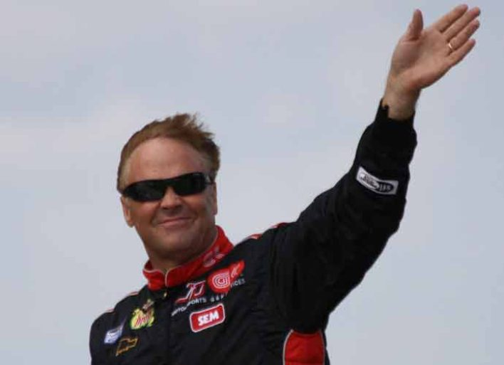 NASCAR Suspends Mike Wallace For Offensive Social Media Post