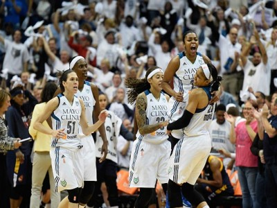 WNBA Tickets: Connecticut Sun Vs. Minnesota Lynx At Mohegan Sun Arena (May 26) On Sale Now [Ticket Info]