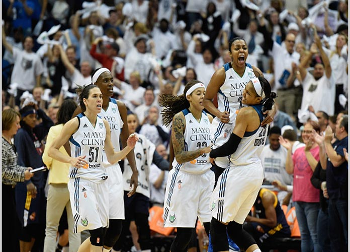WNBA Tickets: Connecticut Sun Vs. Minnesota Lynx At Mohegan Sun Arena (May 26) On Sale Now [Ticket Info]