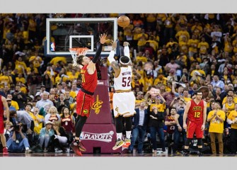 Cavaliers Set NBA Record By Scoring 25 3-Pointers Vs Hawks In Game 2