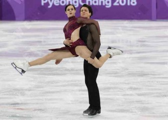 Pyeongchang 2018: Canada's Tessa Virtue, Scott Moir Break Short Dance Olympic Record [VIDEO]