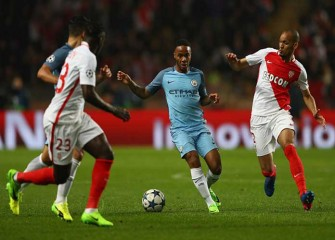 Monaco Reaches Champions League Quarterfinals With 3-1 Win Vs Manchester City