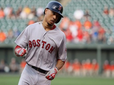 Dodgers' Mookie Betts Says He Has No Regrets In Turning Down Contract From Red Sox