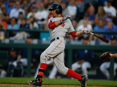 Mookie Betts Newest Baseball Star To Ink $300+ Million Contract