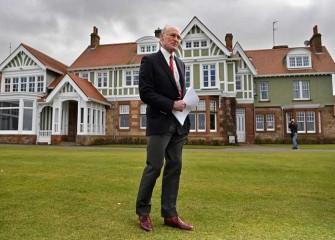 Scotland's Muirfield Golf Club Votes To Allow Female Members