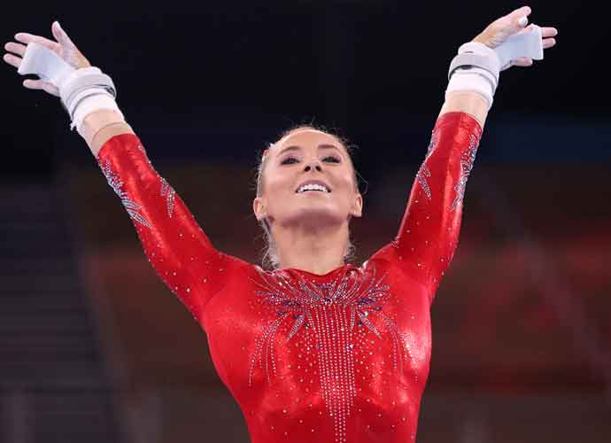 MyKayla Skinner Gives Heartfelt Message After Failing To Qualify For Event Finals