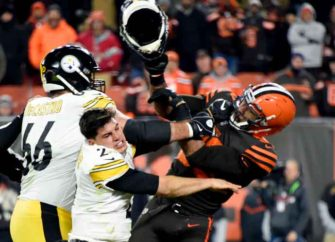 Mason Rudolph & Pittsburgh Steelers Respond To Myles Garrett's 'N-Word' Allegations