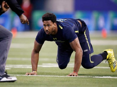 Browns Sign No. 1 Pick Myles Garrett To Four-Year Deal Worth $30.4M Guranteed