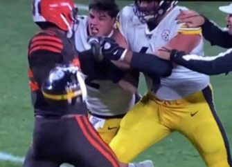 Mason Rudolph Decides Not To Press Charges Against Myles Garrett