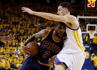 Kyrie Irving Will Not Return Tonight Against Oklahoma City