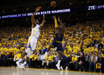 NBA Finals: Game One Recap