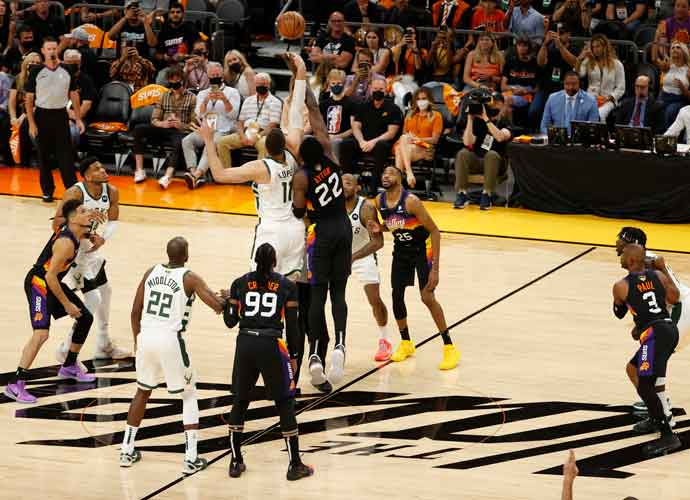NBA Finals Game 2 Suns Vs. Bucks Preview: Odds, Start Time, Where To Watch, Tickets