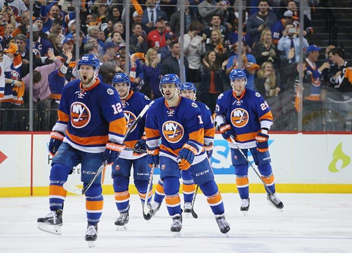 Brooklyn's Barclays Center To Drop Islanders After 2018-19 Season