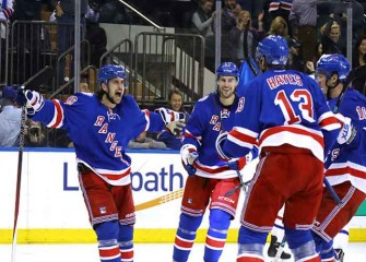 Rangers Beat Senators 3-0 For Sixth Straight Home Win