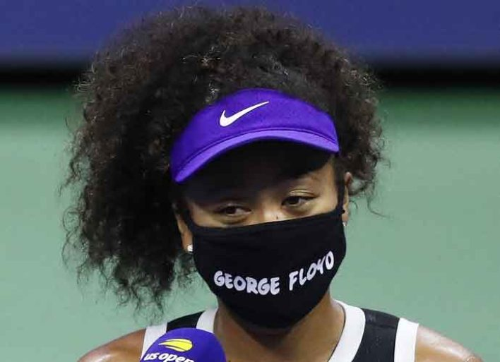 Naomi Osaka Moved To Tears By Video Message From Parents Of Shooting Victims