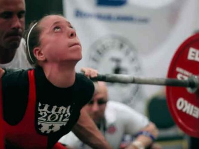 Powerlifter Naomi 'Supergirl' Kutin On Her Diet [VIDEO EXCLUSIVE]