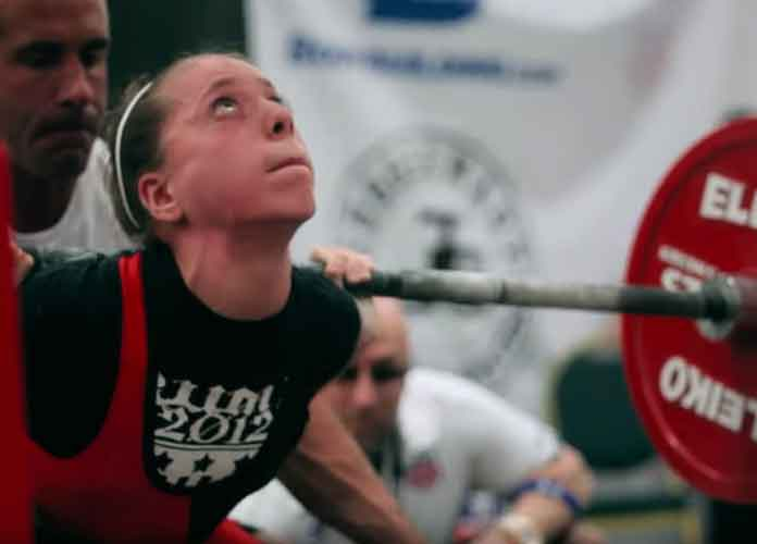Naomi Kutin, 'Supergirl,' On How To Properly Powerlift [VIDEO EXCLUSIVE]