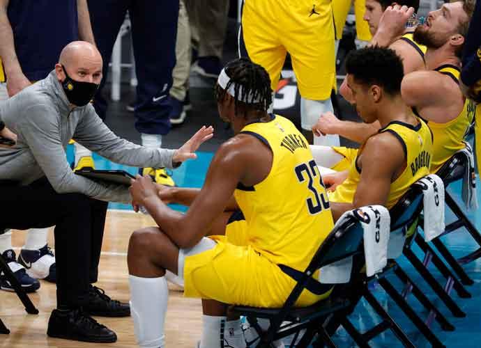 Nate Bjorkgren In Danger Of Losing Pacers Head Coaching Job