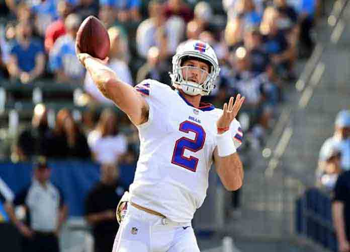 Raiders Sign Ex-Bills QB Nathan Peterman To Practice Squad, Colin Kaepernick Fans Voice Anger