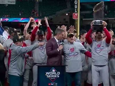 Analysis: Washington Nationals Win First World Series, Stephen Strasburg Named MVP [VIDEO]