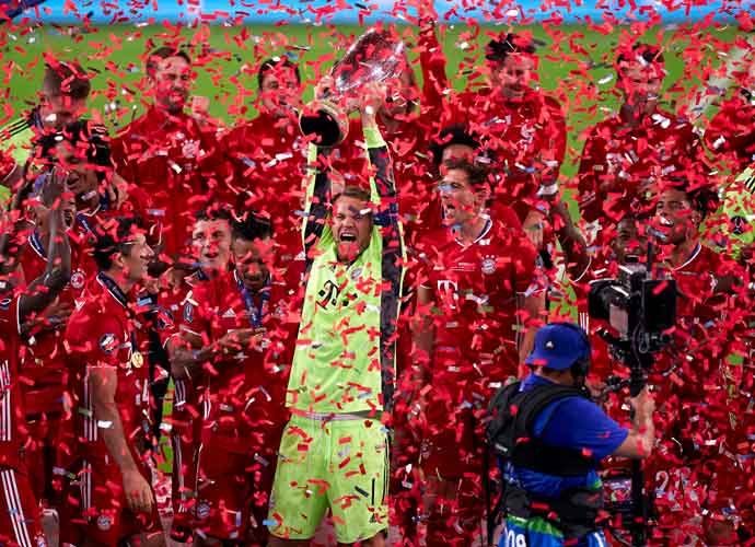 Manuel Neuer, Bayern Munich's Legendary Goalkeeper, Keeps On Winning