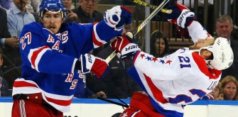 New York Rangers Eliminate Washington Capitals In Game Seven Overtime Thriller