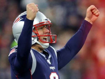 Patriots Re-Sign Kicker Nick Folk To Compete With Rookie Justin Rohrwasser