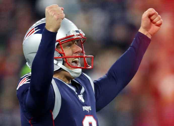 Patriots Re-Sign Kicker Nick FolkTo Compete With Rookie Justin Rohrwasser