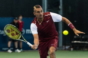 Nick Kyrgios Says On Twitter He Will Quit Tennis If He Wins US Open