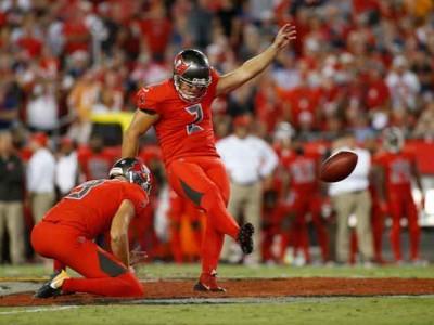 Watch: Bucs' Nick Folk Misses Three Field Goals In Loss To Patriots, Twitter Reacts