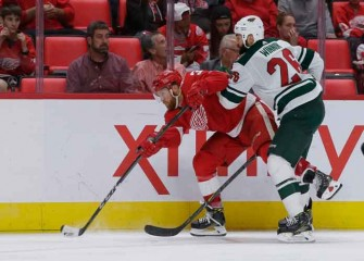 NHL Opening Night: Red Wings Top Wild In Little Caesars Arena Debut, Rangers Fall To Avalanche