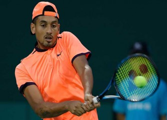 Nick Kyrgios Fined $16,500 For 'Lack Of Best Efforts' And Conduct At Shanghai Masters