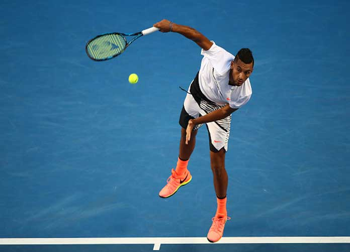 Nick Kyrgios Loses To John Millman In Spectacular Fashion, Eliminated From U.S. Open Men's Singles Tournament