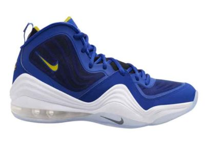 Nike Air Penny 5 Blue Chips Pays Tribute To Orlando Magic's Penny Hardaway